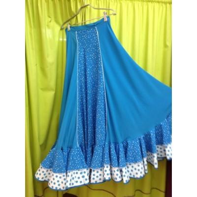 Alba turquesa conbinada