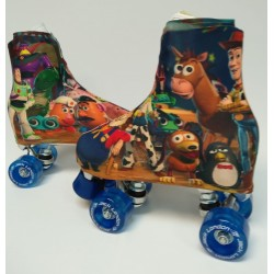 Fundas cubrepatines Toy story
