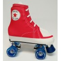 Fundas cubrepatines All Star rojo